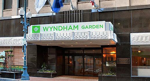 Wyndham Garden Baronne Plaza New Orleans