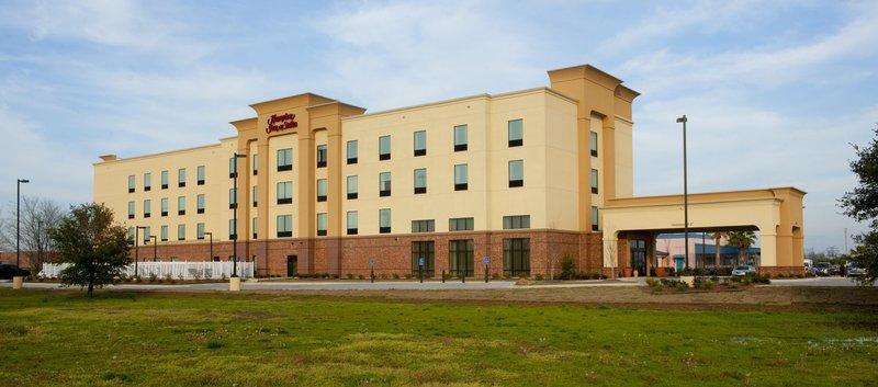 Hampton Inn - Suites Shreveport-Bossier City