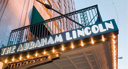 Abraham Lincoln Reading Hotel