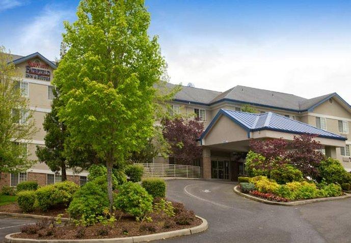 Fairfield Inn & Suites Portland West/Beaverton