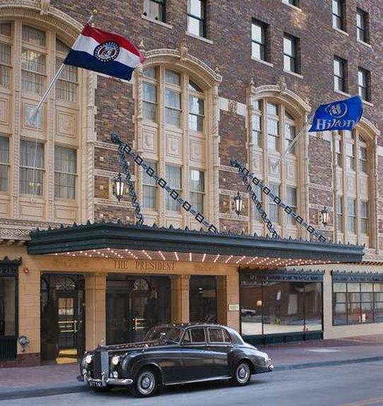 Hilton President Kansas City