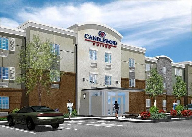 Candlewood Suites CASCADE