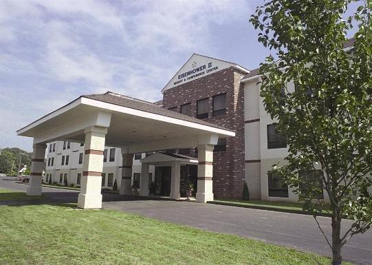 Eisenhower Hotel Gettysburg