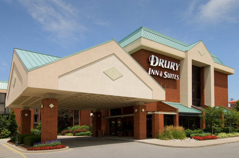 Drury Inn And Suites Fairview Hts