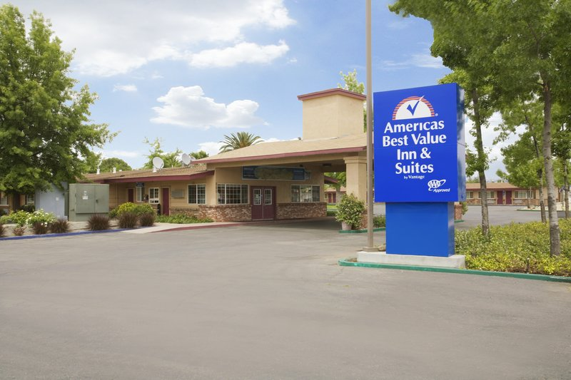Americas Best Value Inn And Suites Oroville