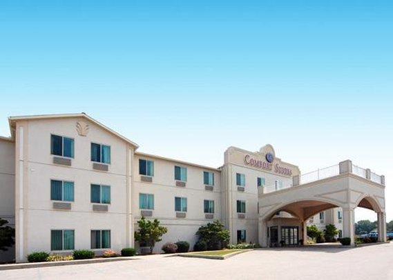 Comfort Suites Benton Harbor - St. Joseph