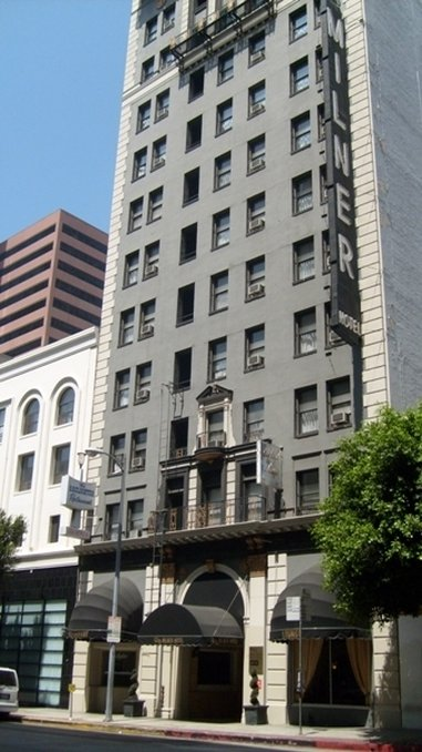 The Ritz Milner Los Angeles