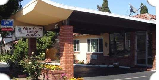 Americas Best Value Inn - Napa