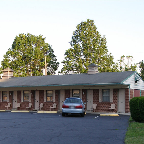 Red Carpet Inn Gettysburg