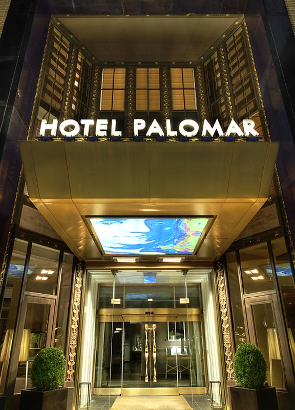 PALOMAR PHILLY A KIMPTON HOTEL