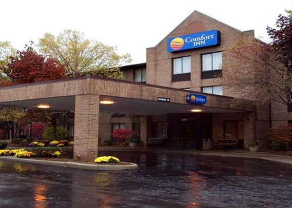 Comfort Inn Livonia Michigan