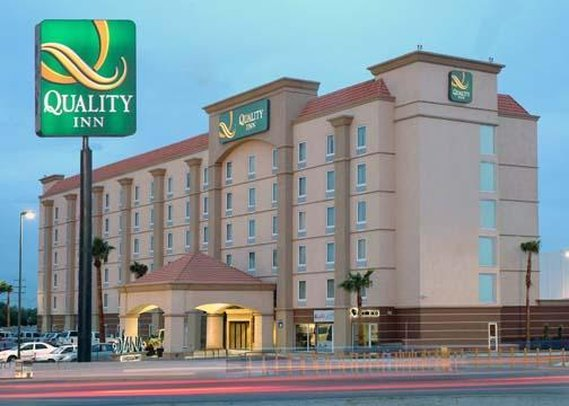 Quality Inn Near American Consulate