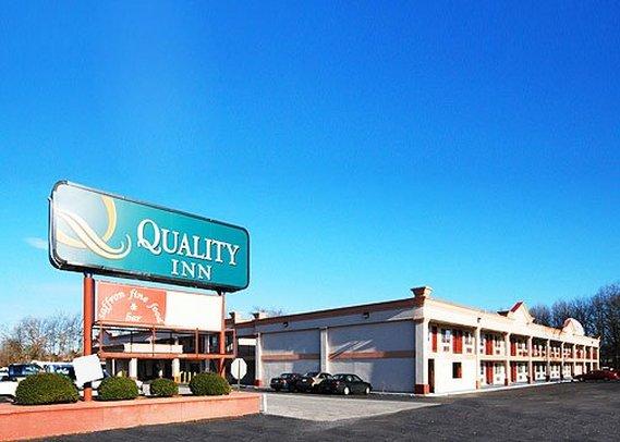 Quality Inn Gloucester City