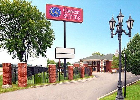 Comfort Suites East / I-44