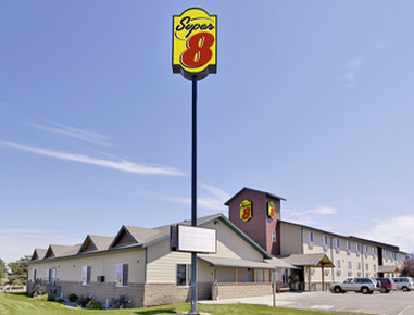 Super 8 Belgrade/Bozeman Airport