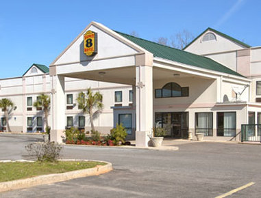 Super 8 Moss Point Pascagoula
