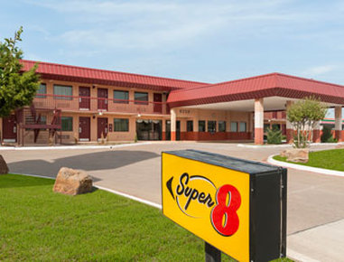Super 8 Dallas Love Field Market Center