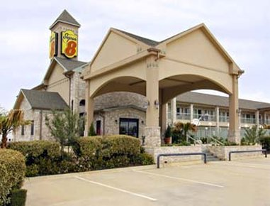 Super 8 Fairfield Tx