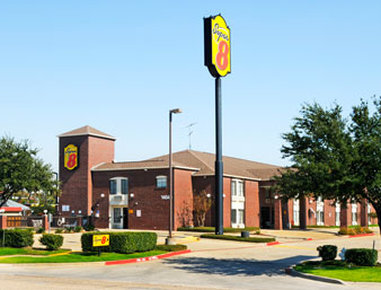 Super 8 Farmers Branch/North Dallas