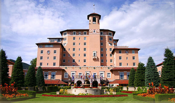 The Broadmoor Preferred Hotels And Resorts