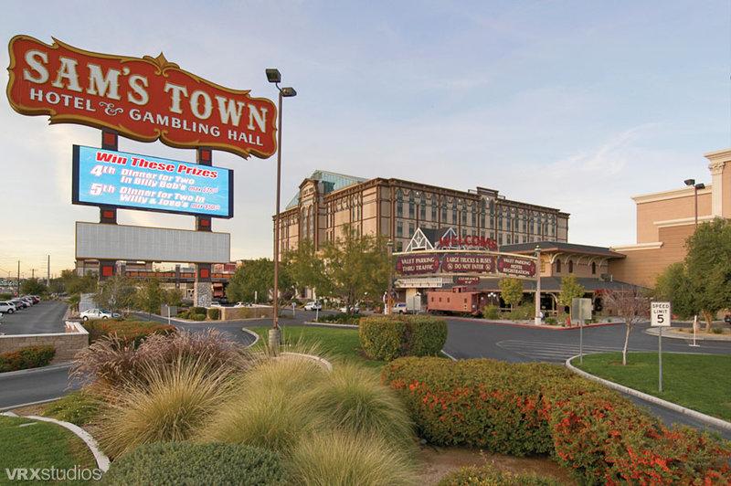 Sam S Town