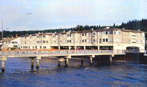 Silver Cloud Inn  Mukilteo Waterfront