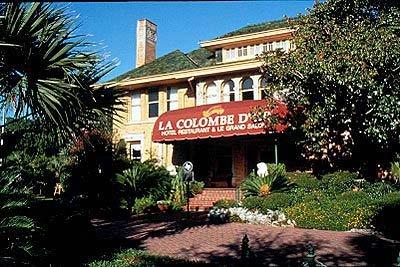 La Colombe D'or Hotel