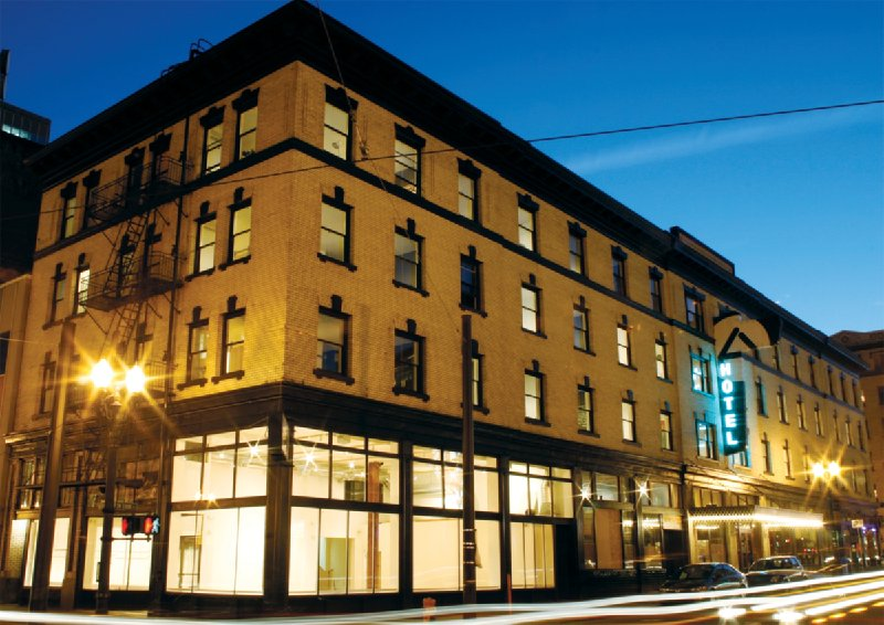 Ace Hotel - Portland