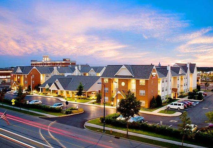 Residence Inn Columbus Easton