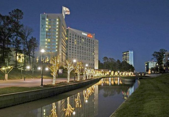 The Woodlands Waterway Marriott Hotel & Convention Center