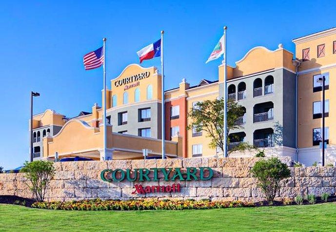 Courtyard San Antonio SeaWorld®/Westover Hills