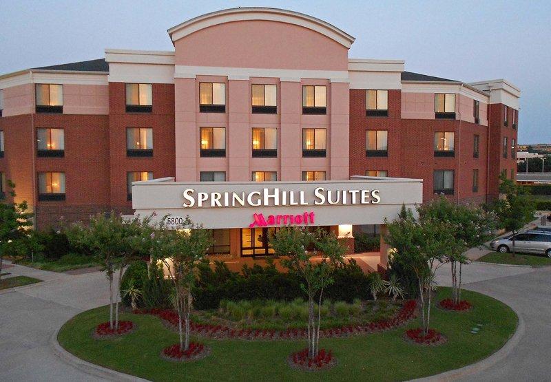 SpringHill Suites Dallas DFW Airport East/Las Colinas Irving