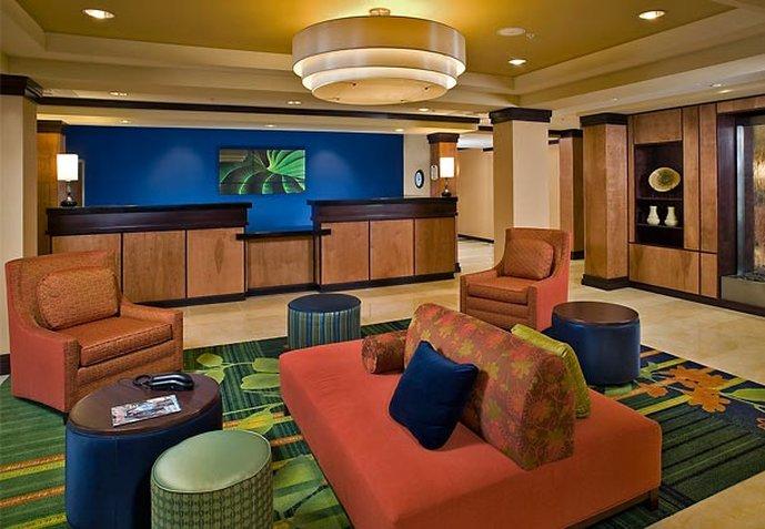 Fairfield Inn & Suites Weatherford
