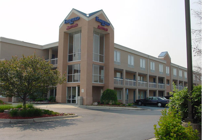 Fairfield Inn Detroit Troy/Madison Heights