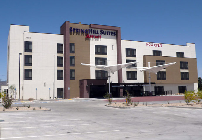 SpringHill Suites Kingman Route 66