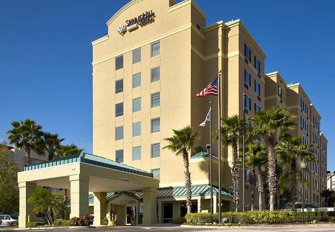 SpringHill Suites Orlando Convention Center/International Drive Area