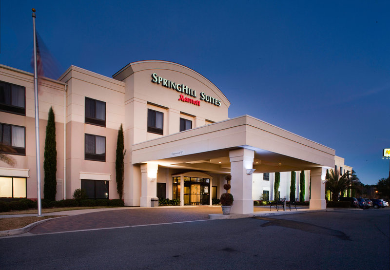 SpringHill Suites Savannah I-95 South
