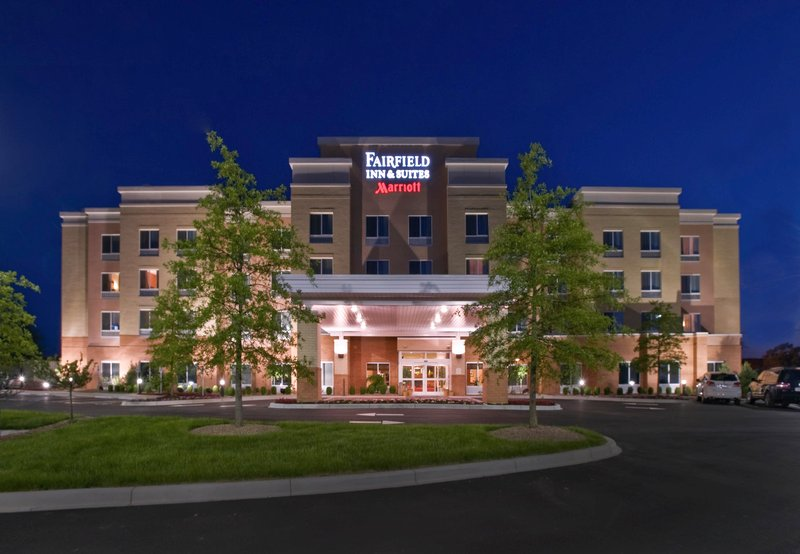Fairfield Inn & Suites Louisville East