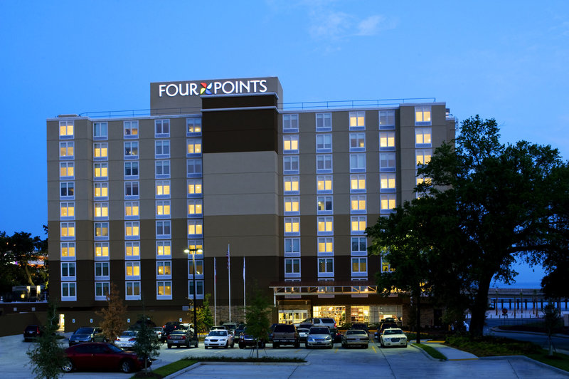 Four Points By Sheraton Biloxi Beach Boulevard