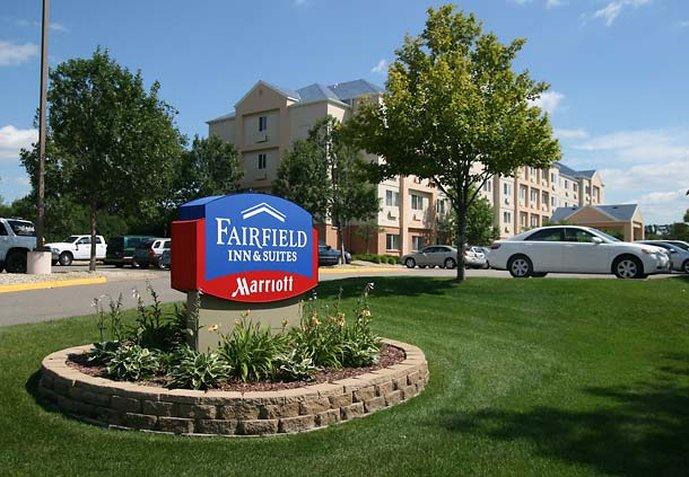 Fairfield Inn & Suites Minneapolis-St. Paul Airport