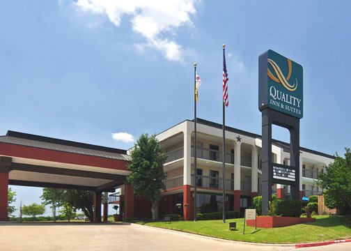 Quality Inn & Suites Fort Worth