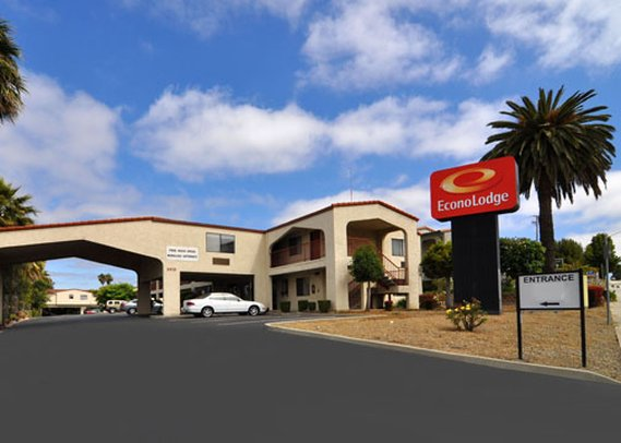 Econo Lodge Castro Valley
