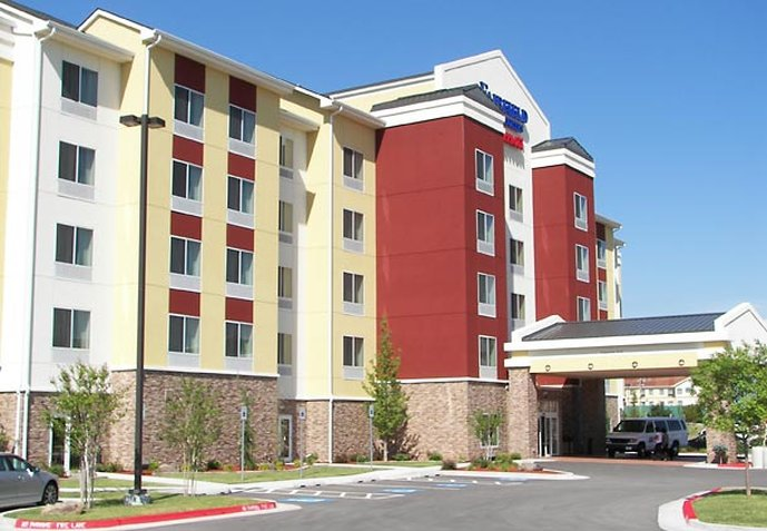 Fairfield Inn & Suites Oklahoma City Airport