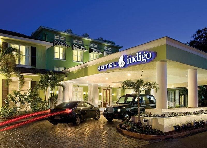 Hotel Indigo SAINT PETERSBURG DOWNTOWN