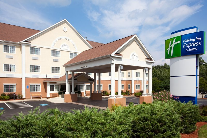 Holiday Inn Express & Suites BOSTON - MARLBORO