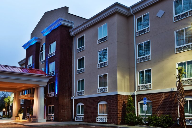 Holiday Inn Express & Suites SAVANNAH - MIDTOWN