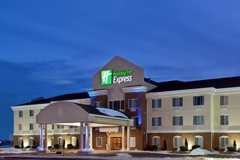 Holiday Inn Express ROCHELLE