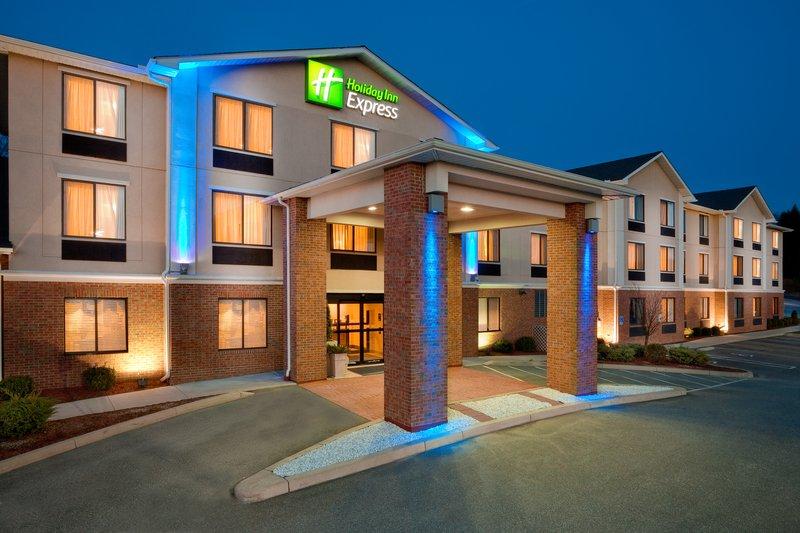 Holiday Inn Express & Suites PLAINFIELD