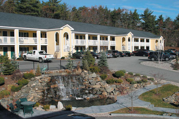 Innseason Resorts Falls At Ogunquit