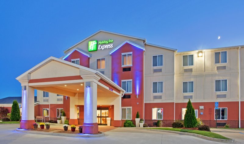 Holiday Inn Express FULTON
